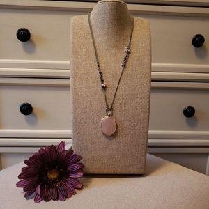 Silpada French Cabaret necklace